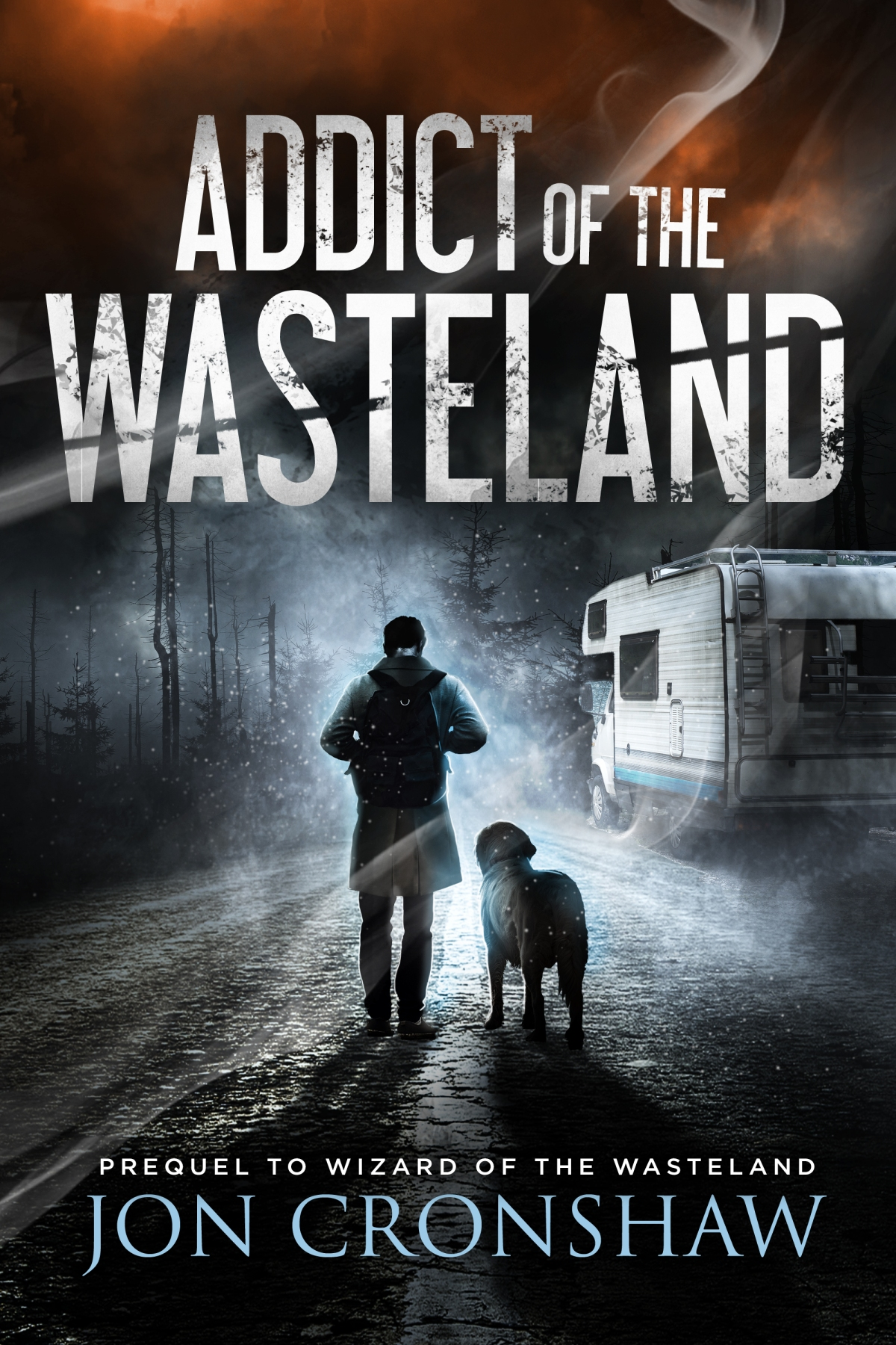 Announcing: Addict of the Wasteland