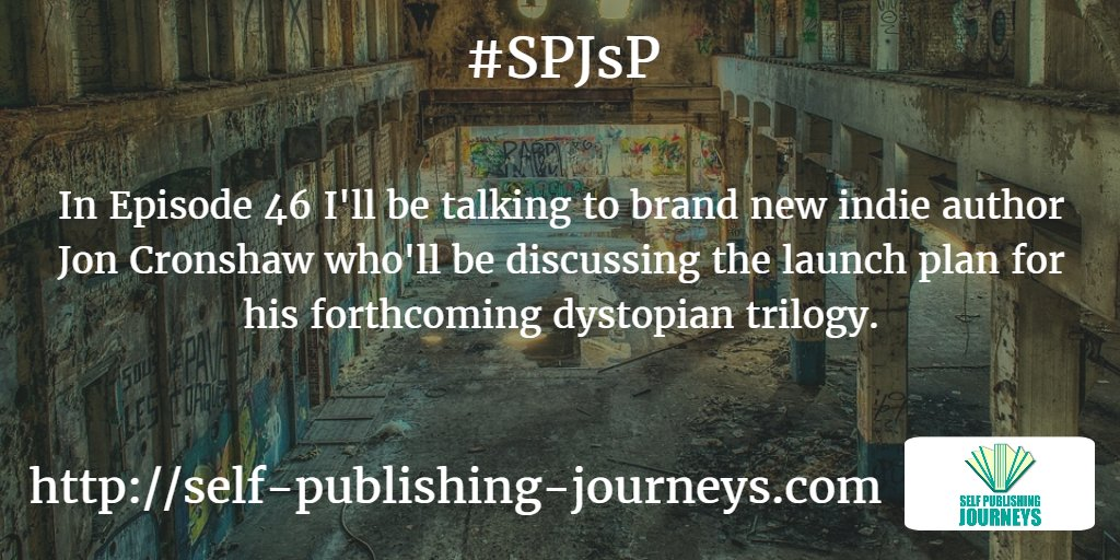 I was a guest on the Self-Publishing Journeyspodcast