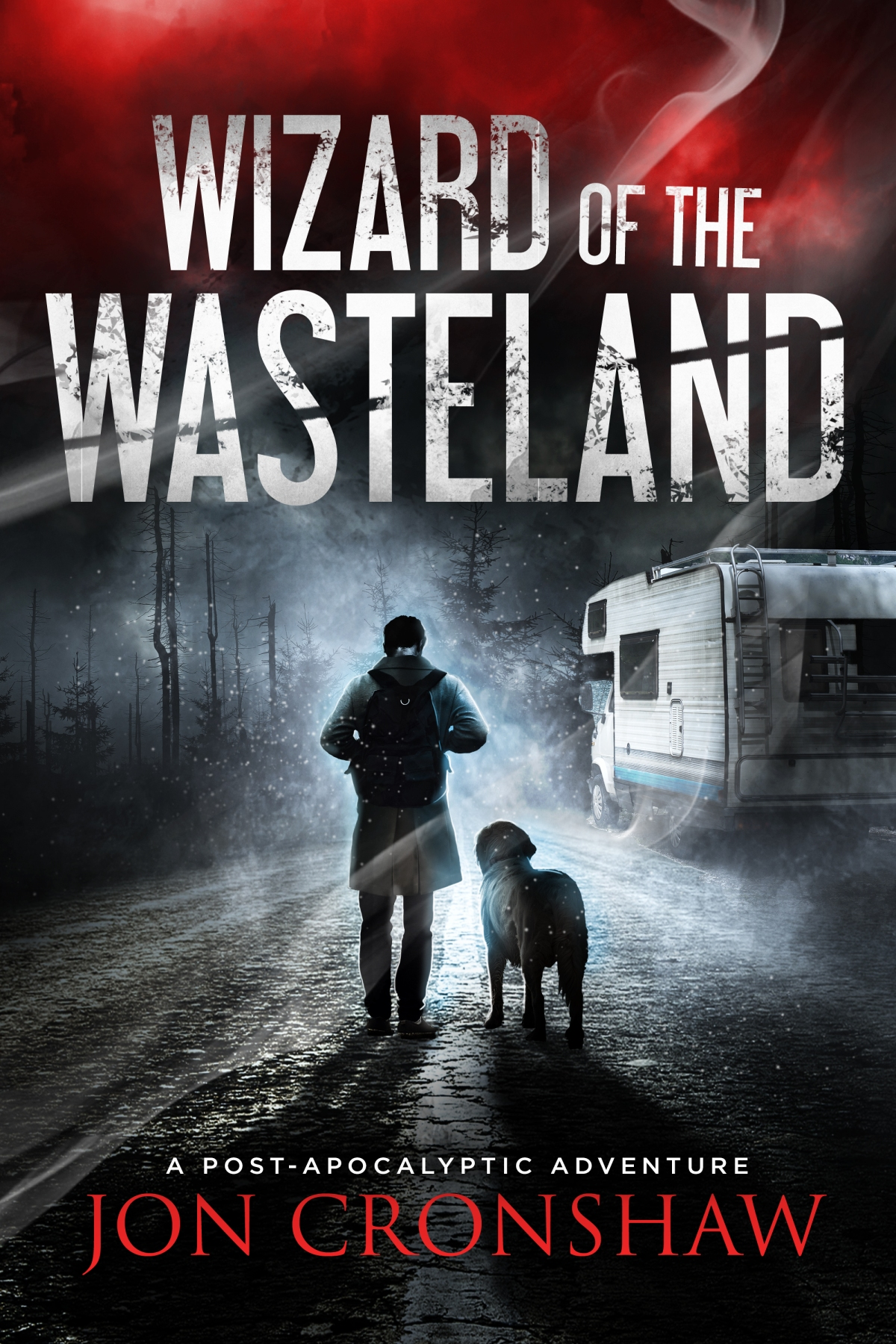 Preview: Wizard of the Wasteland – Chapter 1: The Wizard