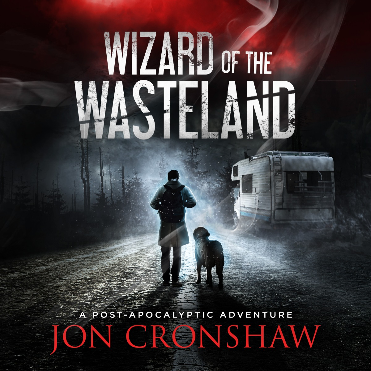 Announcing: The Wizard of the Wasteland audio edition is now available!