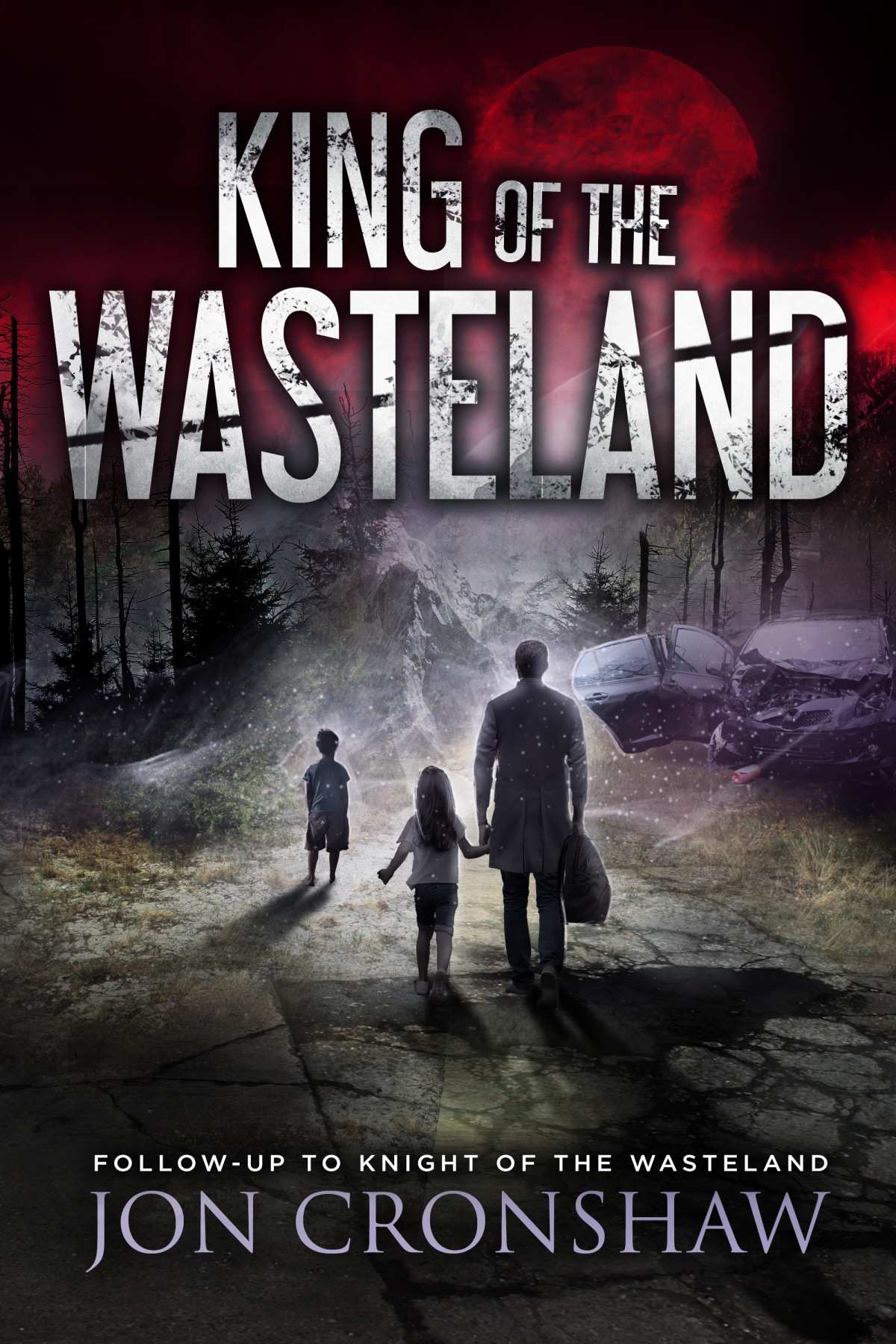Announcing: King of the Wasteland (Book 3 of the Wasteland series)