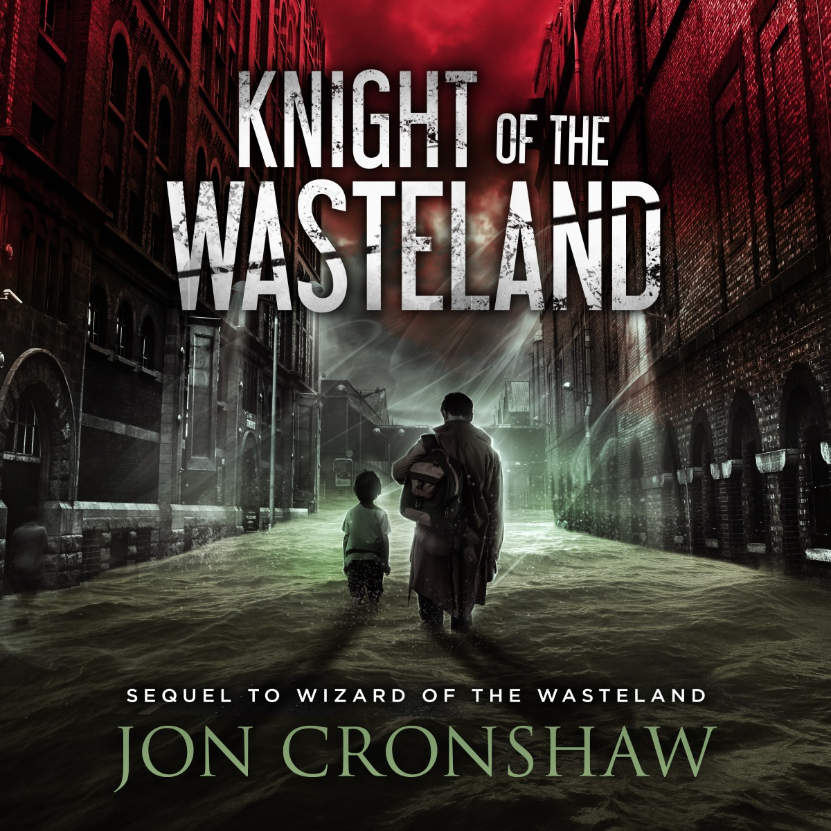 Announcing: Knight of the Wasteland audio edition now available!