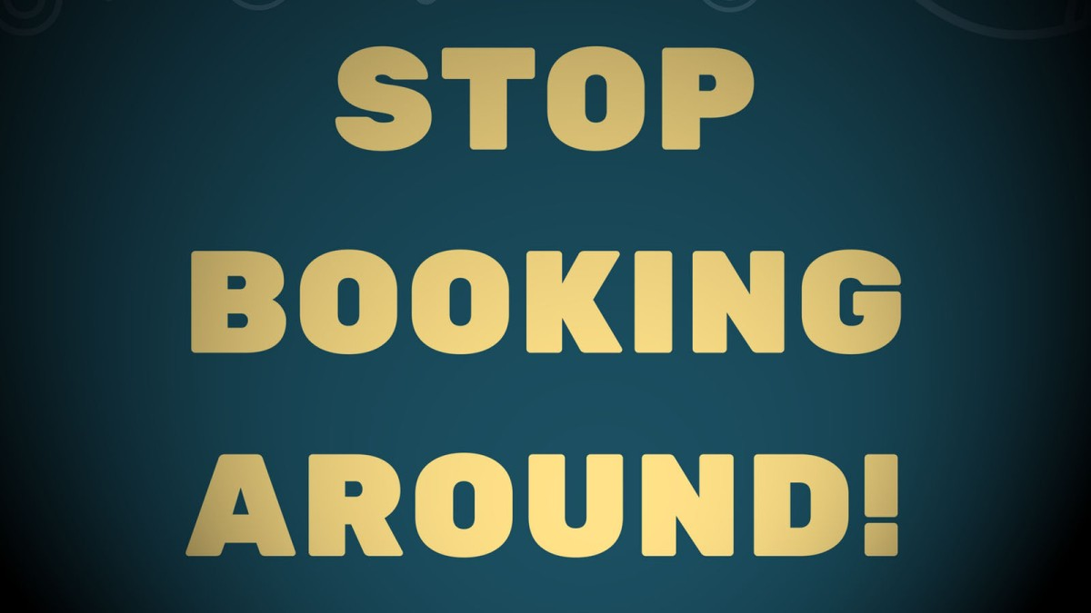Stop Booking Around! – 004 – The Protagonist