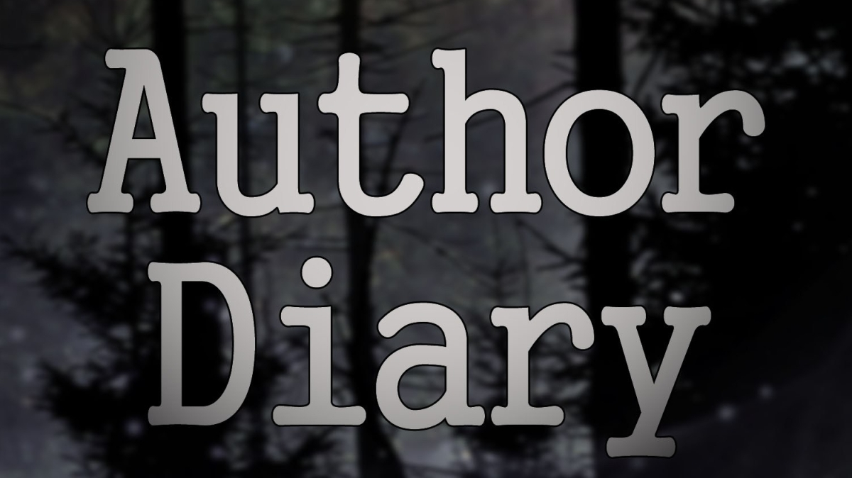 Introducing: Jon's Author Diary